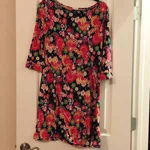 Lily Pulitzer Inspired Dress